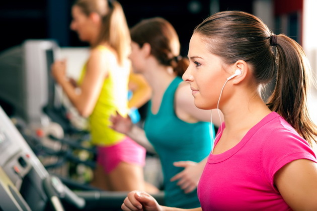 How much physical activity should be a woman?