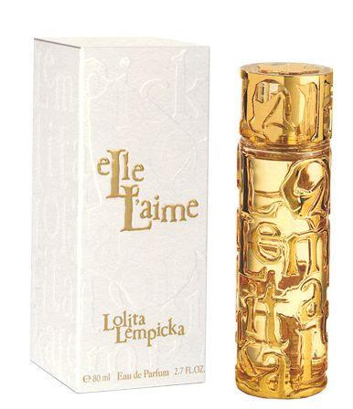 The new fragrance Lolita Lempicka Elle L Aime